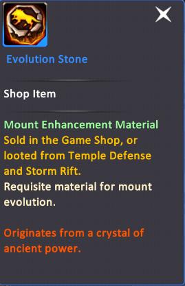 Evolution Stone1