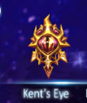 Kent's eye