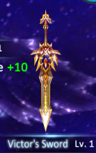 Victor's Sword