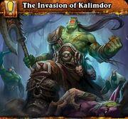 Invasion of Kalimdor TCG RoF 191