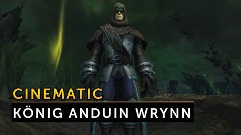 Cinematic - König Anduin Wrynn - German Deutsch by Vanion