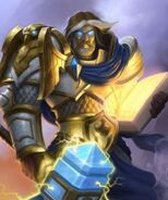 Uther the Lightbringer Hearthstone 3981-1-