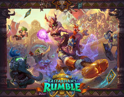 Rastakhan s Rumble Key Art enUS
