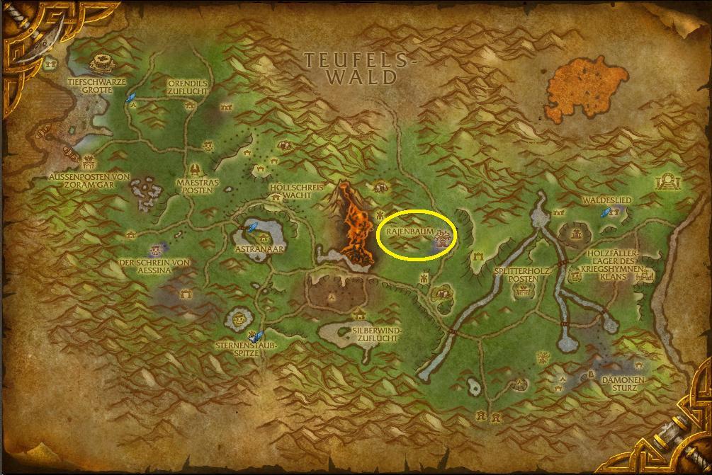 Karte Der Träume