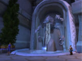 Wunschbrunnen in Dalaran