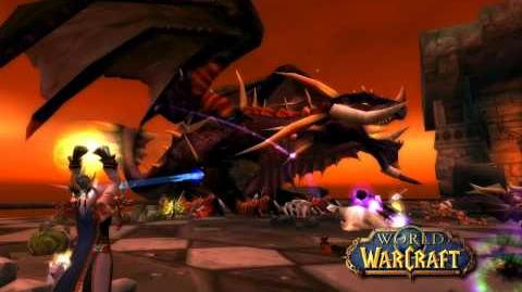 World of Warcraft Patch 1.6 Assault on Blackwing Lair Announcement