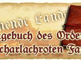 Projekt: Brennende Lande / Feldtagebuch der Scharlachroten Faust