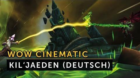 Tomb of Sargeras - Kil'Jaeden Cinematic (Deutsch)