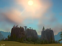 Donnerfels Panorama