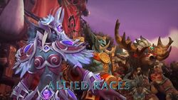 Allied Races Horde BLZCon 672893