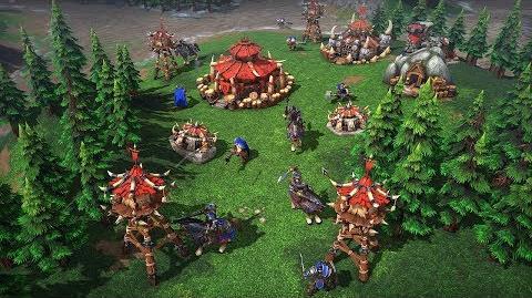 Warcraft III Reforged - Gameplay-Trailer (DE)