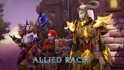 Allied Races Allianz BLZCon 672892