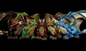 Wow Drachen Namen