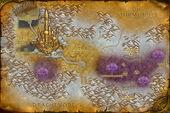 Kristallsangwald Karte