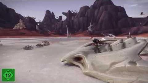 Tour durch Vol'dun — World of Warcraft Battle for Azeroth (DE)