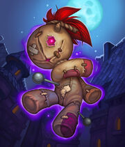 Voodoo Doll Hearthstone Witchwood