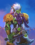 Zul'jin Hunter Rastakhan's Rumble Champion