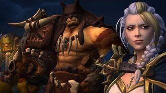 SPOILER Cinematic Die Verhandlungen World of Warcraft (DE)