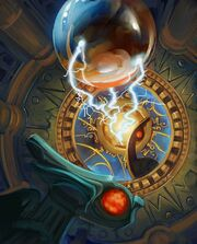 Ulduar dungeon powersource Artwork BLZ 2011-01-27