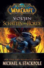 Vol'jin - Schatten der Horde Roman Cover 514