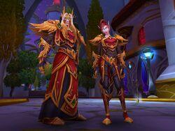 Blood Elf Heritage Armor 802432