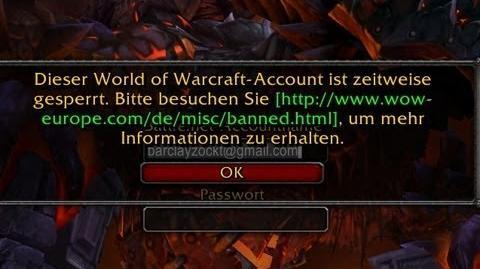 RP Messe - Free Woax = Account Ban - Rollenspieler schlagen zurück!
