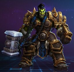 Thrall Heroes of the Storm 7709