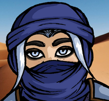 Lümm-Wüste