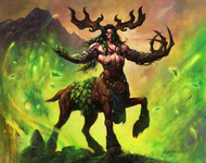 Cenarius, Lord of the Forest TCG KdH 005