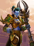 Wardruid Loti Druid Rastakhan's Rumble Champion