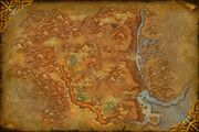 Northern Barrens Cataclysm Map