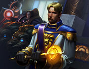 Anduin Wrynn-Artwork 02 - 2012-05-22
