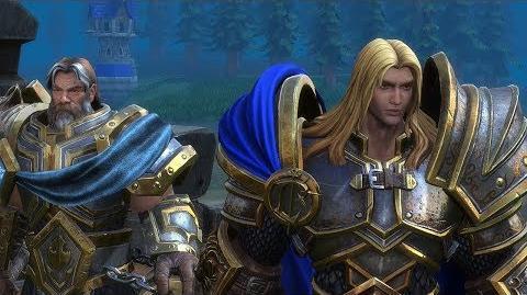 Trailer von Warcraft III Das Ausmerzen von Stratholme (Deutsche Untertitel)