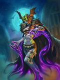 High Priestess Jeklik Warlock Rastakhan's Rumble Champion