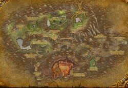 Hyjal Karte