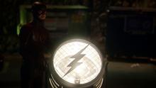 The Flash signaling light