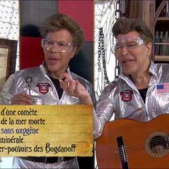 les questions scientifiques de Frères Bogdanoff