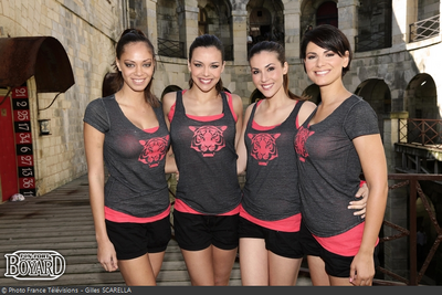 Equipe Miss France 2013