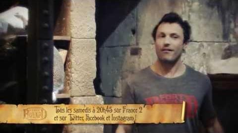 Fort Boyard 2013 - L'histoire de Willy Rovelli