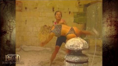 Fort Boyard 1990 - La lutte dans la boue