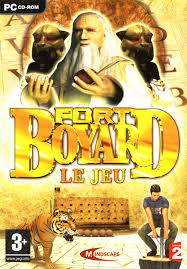 Fort boyard le jeu 2006-2008