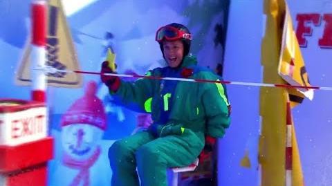 Extrait Cyril Féraud fait du Ski