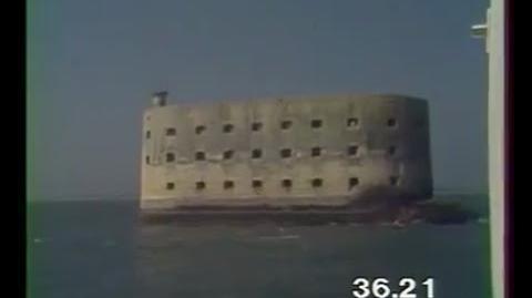 La Chasse au Trésor - Fort Boyard - 6 septembre 1981