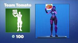Équipe Tomate - Emote