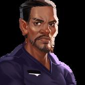 Lead Martial Artist Male - Survivor - Fortnite