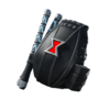 Widow's Pack - Back Bling - Fortnite