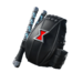 Widow's Pack - Back Bling - Fortnite