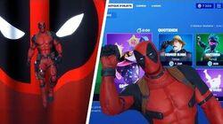 Changement de Boutique de Deadpool