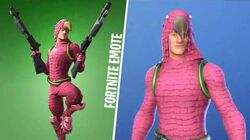 ROI DES FLAMANTS (Outfit Fortnite)