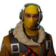 Raptor - Outfit - Fortnite
